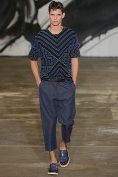 Miharayasuhiro Spring 2013 Menswear  Style.com
