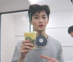 been thinking about you a latte ♡ mark Mark Lee, Winwin, Nct 127 Mark, Dream Chaser, Na Jaemin, Ji Sung, Taeyong, Boyfriend Material, Jaehyun