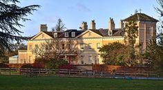 18th century Arlebury Park House in Alresford, Hampshire by Anguskirk, via Flickr