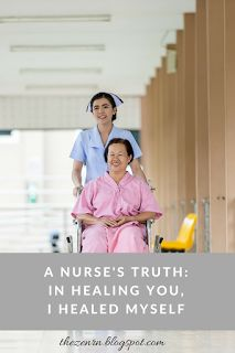 A nurse reflects on how the nursing profession has healed her through her work. Self Appreciation, Nursing Profession, Overcoming Depression, Scholarships For College, Inspire Others, House Party, Thought Provoking, Other People, You And I