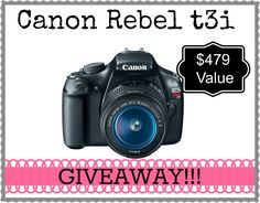 I have a beautiful 4 month old baby girl, & I'd love to win this camera to be able to take better pix of her. Everyone I know knows how obsessed I am with taking pix!