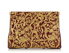Fairy Tale Clutch by C. Olympia (It has 'Once Upon A Time' on the bottom! #cute)