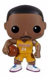 Funko POP Sports Kobe Bryant LeBron James Stephen Curry NBA Vinyl Figure Collection Lakers Cleveland Golden State Warriors Toys