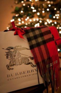 Burberry...cozy!