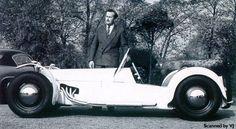 Lotus 7 / Colin Chapman
