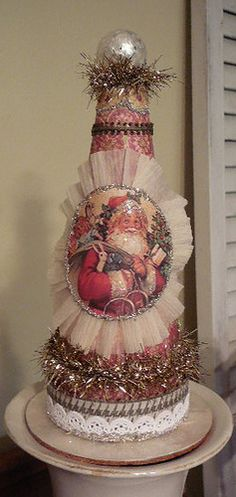 Vintage Tree Topper by jeannes1234, via Flickr