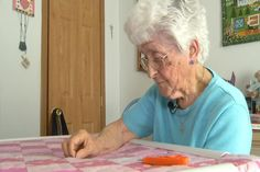 Jack's Journal: The Quilting Lady - Northern Michigan's News Leader