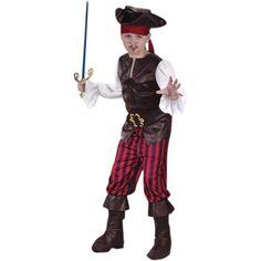 Childs High Seas Buccaneer Costume