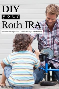 Retiring One Day? Discover how to avoid being the majority of households with no retirement savings and learn what you likely don't know about your Roth IRA. #retirement #rothIRA #yourfuture #money