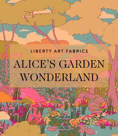 Alice's Garden Wonderland