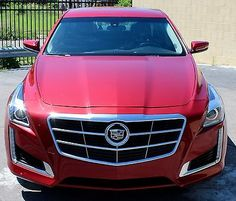 2014 Cadillac CTS 2.0T Leather 2014 CADILLAC CTS 2.0T RWD.BOSE.NAVIGATION.SENSORS.PREMIUM LEATHER*NO RESERVE*