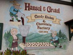 Hansel & Gretel Candy Kitchen in Helen, GA