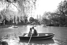 Mike & Carolyn Engagement Shoot | Central Park, NYC » NYC Wedding Photography Blog