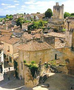 Saint-Emilion, Gironde, Nouvelle-Aquitaine, France