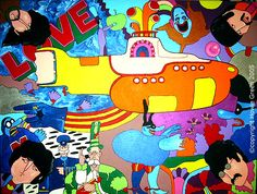 Yellow Submarine amazing movie