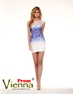 VIENNA PROM 1003 SHORT HOMECOMING DRESS That Dress Store in RIncon, GA.