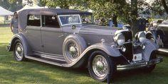 1932 Lincoln KB Dietrich Convertible Sedan