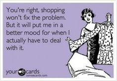 #retailtherapy