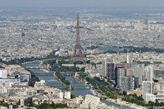 Photo aérienne de Paris - Paris (75)