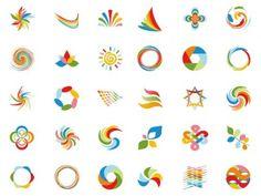 Logo Design Element Vector Graphics