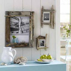 Vicky's Home: Madera con estilo / Stylish Wood