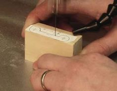 Making Wooden Hinges Page 1