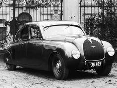 1935Škoda935 Prototype
