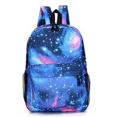 $24.70 (Buy here: https://alitems.com/g/1e8d114494ebda23ff8b16525dc3e8/?i=5&ulp=https%3A%2F%2Fwww.aliexpress.com%2Fitem%2F2016-New-Fashion-Woman-Backpack-Rucksack-Unisex-Stars-Universe-Space-Printing-Backpack-School-Book-Backpacks%2F32690961782.html ) 2016 New Fashion Woman Backpack Rucksack Unisex Stars Universe Space Printing Backpack School Book Backpacks for just $24.70