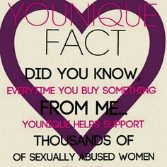 #youniquepresenter #younique #uplift #empower #helping #sexuallyabused #woman