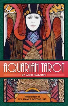Inspired by the Art Deco artistic style, the Aquarian Tarot is has long  been popular, heralded as the deck that brought medieval symbolism into the  modern, ... 79c1210caf80