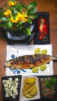 Blond Kitchen: Kreikkalainen illallinen