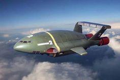 Thunderbirds - Thunderbird 2