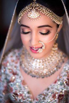 """Kishandas & Co. for Sabyasachi Jewelry "" Indian Wedding Makeup, Indian Makeup, Indian Wedding Jewelry, Big Fat Indian Wedding, Indian Beauty, Indian Jewelry, Bridal Jewelry, Egyptian Makeup, Arabic Makeup"