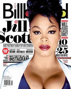 Jill Scott, is a Grammy-winning American singer-songwriter, actress and poet. Since Scott has made a reputation for being a classic, thought provoking artist gained by her 2000 multi-platinum selling debut, Who Is Jill Scott? Jill Scott, Billboard Magazine, Neo Soul, The Jacksons, Afro Punk, Beautiful Black Women, Beautiful People, Simply Beautiful, Beautiful Things