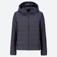 WOMEN ULTRA LIGHT DOWN PARKA Hooded Parka, Hooded Jacket, Uniqlo, Down Parka, Down Coat, Outfits Kombinieren, Heavy Jacket, Jackets, Cowls