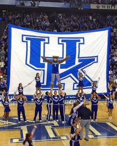 Sit in the Front Row, Mid court for Kentucky-Louisville game at Rupp Arena. And Ky WIN. Bucket List.