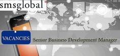 SMSGlobal Jobs as Senior Business Development Manager in UAE, Dubai Visit jobsingcc.com for more info @ http://jobsingcc.com/smsglobal-jobs-senior-business-development-manager/