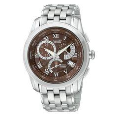 Reeds Jewelers - Men's Citizen Calibre 8700 Eco-Drive Watch $356.25
