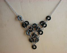 The perfect size Bib Hardware Necklace by additionsstyle, $24.00