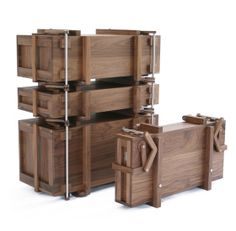 Cabinet of Chests : Wouter Scheublin