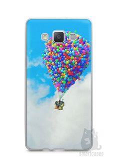Capa Samsung A5 Balões - SmartCases - Acessórios para celulares e tablets