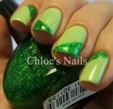 Two tone- for St. Patrick's maybe??