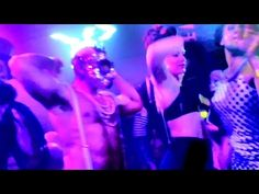 DJ Micke Hi (Stockholm) & dancers at Funhouse, Westerunie, Amsterdam, 21 March 2015 - YouTube