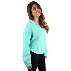 Style Is Forever in Seafoam   Impressions Online Women's Clothing Boutique