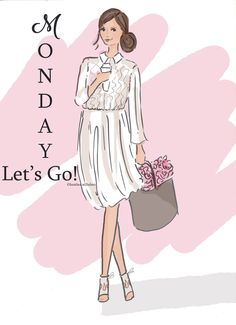 The Heather Stillufsen Collection Rose Hill Designs, Hello Monday, Happy Monday, Monday Monday, Manic Monday, Hello Weekend, Hello Hello, Happy Weekend, Monday Blessings