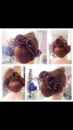 Exotic hair