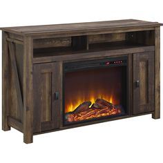 Found it at Wayfair Hemet LG TV Stand with Electric Fireplace