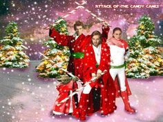 Star Wars Christmas: Attack of the candy canes