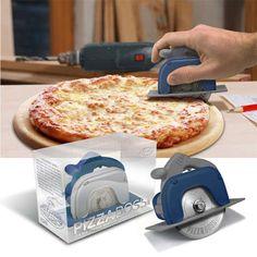 'Circular Saw' Pizza Cutter. Dad