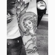 The Birth of Venus TATTOO - Buscar con Google